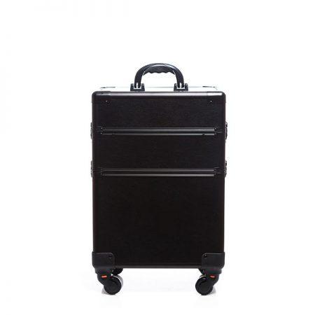 Επαγγελματική Βαλίτσα με 4 ρόδες TC-3362R Black Matte