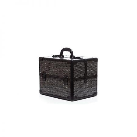 Επαγγελματικό Βαλιτσάκι Χειρός TC-3363R Glitter Μαύρο