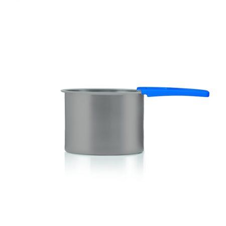 Μεταλλικό Σκεύος Κεριέρας 400ml XANITALIA