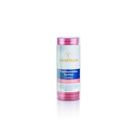 Ζεστό Ροζ Κερί Αποτρίχωσης σε ταμπλέτες XANITALIA(400gr)