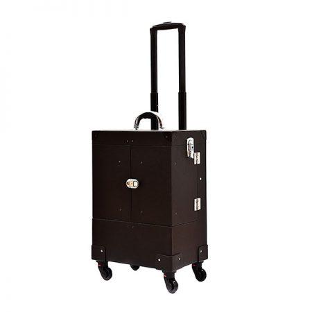 Επαγγελματική βαλίτσα με 4 ρόδες TC-3344R Black