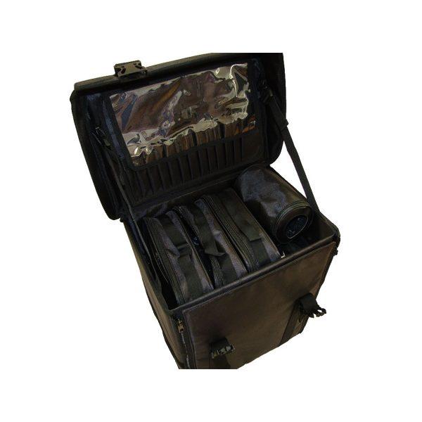 Επαγγελματική Βαλίτσα με 2 ρόδες TC-3004R Black