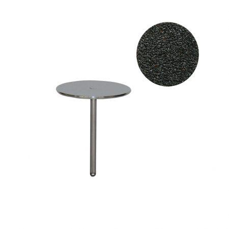 Φρέζα & Δίσκοι πεντικιούρ αυτοκόλλητοι Grit 80 100τεμάχια