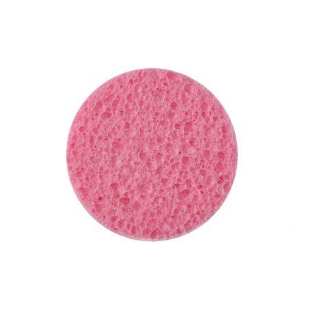 Σφουγγαράκι καθαρισμού προσώπου Ροζ