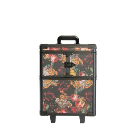 Επαγγελματική Βαλίτσα με 2 ρόδες TC-3346R Floral