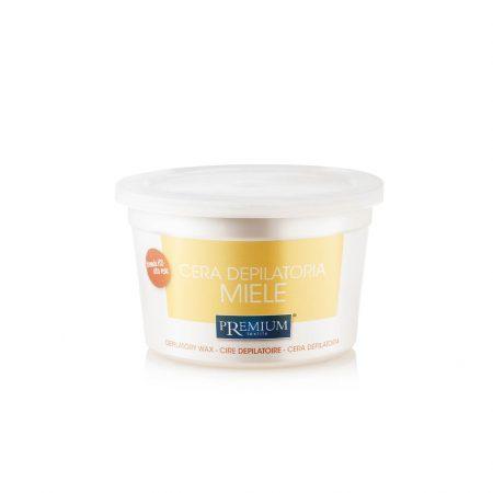 Κερί Premium Xanitalia 350ml σε πλαστικό βάζο Κίτρινο Μελιού