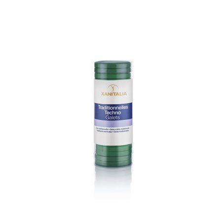 Πράσινο Κίτρινο Κερί Αποτρίχωσης σε ταμπλέτες XANITALIA(400gr)